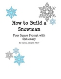 How to Build a Snowman Four Square