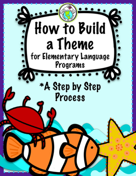 How to Build a Theme for an Elementary Foreign Language Program