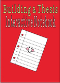 How to Build a Thesis Statement Interactive Notebook Activity