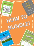 How to Bundle: Create a Resume & Cover Letter, Find Intern