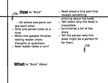 How to Buzz About Books