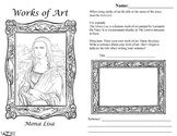 How to Capitalize and Quote work of art.