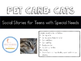 How to Care for Your Pet: Cat Social Stories for Students
