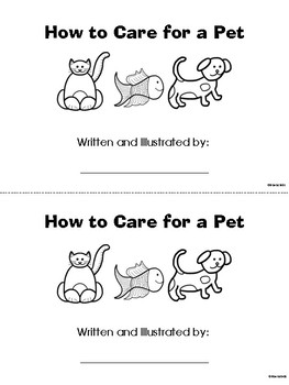 How to Care for a Pet