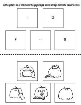 How to Carve a Pumpkin Informative/Explanatory Writing