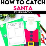 Santa Craft and Writing Template