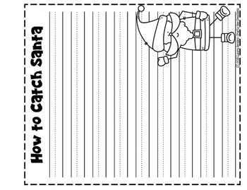 How to Catch Santa Claus Craftivity