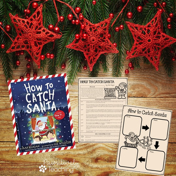 How to Catch Santa Interactive Read Aloud
