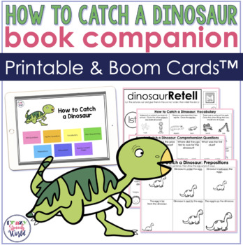 How to catch a dinosaur pdf free download free