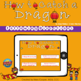 How to Catch a Dragon Following Directions BOOM Cards