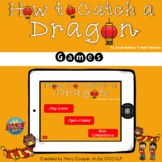 How to Catch a Dragon Games for BOOM Cards