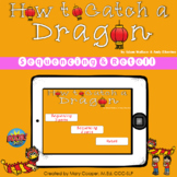How to Catch a Dragon Sequencing | Retell for BOOM Cards