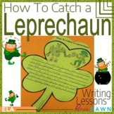 How to Catch a Leprechaun Writing