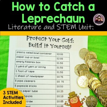 How to Catch a Leprechaun: Literature and STEM Activities