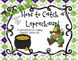 St.Patrick's Day Math Activities~Making Ten Math Center