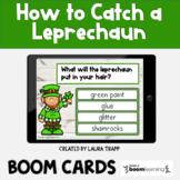 How to Catch a Leprechaun BOOM Cards | Digital Activities