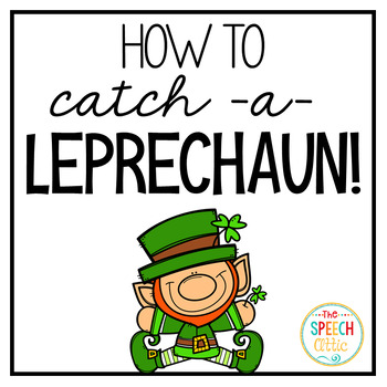 How to Catch a Leprechaun Flip Book