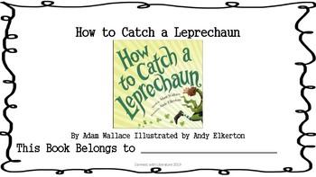How to Catch a Leprechaun - Literature Guide