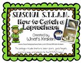 How to Catch a Leprechaun - STEAM STEM - Leprechaun Trap