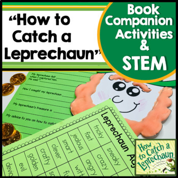 How to Catch a Leprechaun STEM and Book Companion Activities