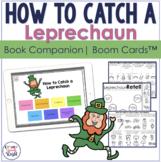 How to Catch a Leprechaun Speech Activities | Boom™ Cards