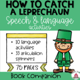 How to Catch a Leprechaun: Speech & Language Activities