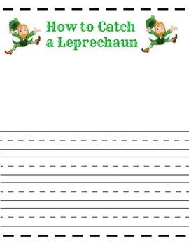 How to Catch a Leprechaun - St. Patrick's Day - Leprechaun