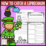 How to Catch a Leprechaun Writing Paper