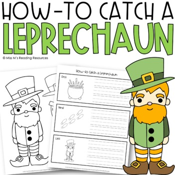 How to Catch a Leprechaun {Writing Prompt}