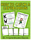 How to Catch a Leprechaun Writing Prompt & Activities