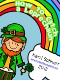How to Catch a Leprechaun: a St. Patrick's Day activity