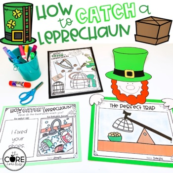 How to Catch a Leprechaun Read-Aloud | Distance Learning | for Google Slides
