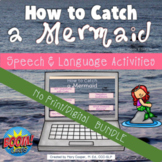 How to Catch a Mermaid Book Complete Book Companion for BOOM