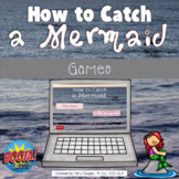 How to Catch a Mermaid Games: BOOM Edition
