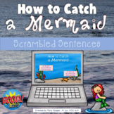 How to Catch a Mermaid Scrambled Sentences: BOOM Edition