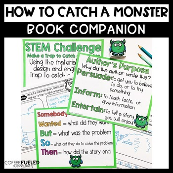 How to Catch a Monster, STEM & Literacy