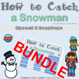 How to Catch a Snowman Complete Book Companion for BOOM