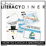 How to Catch a Snowman - Kindergarten Interactive Read Alo