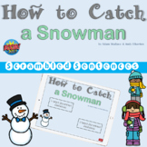 How to Catch a Snowman Scrambled Sentences BOOM Edition