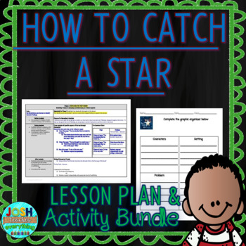 How to Catch a Star by Oliver Jeffers 4-5 Day Lesson Plan