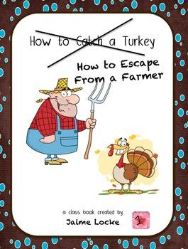 How to Catch a Turkey Class BOOK