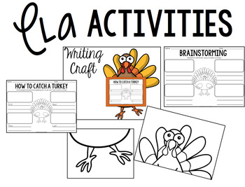 How to Catch a Turkey: STEM Challenge and Writing Craft