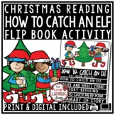 How to Catch an Elf Activities Flip Book- Christmas Reading Book Review