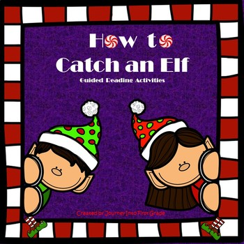How to Catch an Elf Guided Reading Lesson Plan