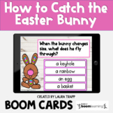 How to Catch the Easter Bunny BOOM Cards | Digital Activities