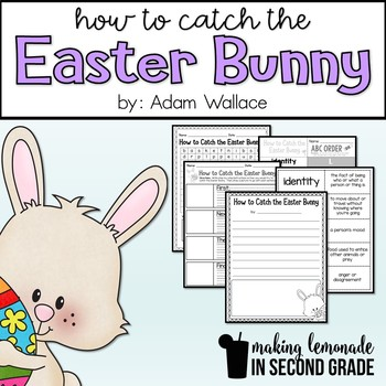 How to Catch the Easter Bunny - Read Aloud Activities