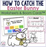 How to Catch the Easter Bunny Speech Activities | Boom™ Ca