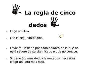 How to Choose a Book in Spanish / Como eligir un libro