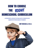 How to Choose the Right Homeschool Curriculum