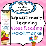 Expeditionary Learning: Bookmarks: Close Reading for Comprehension